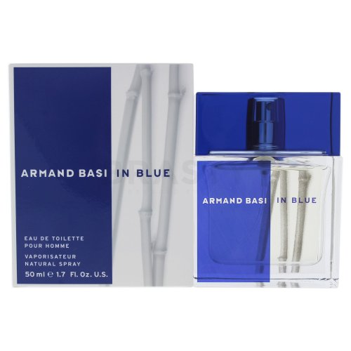 Armand Basi In Blue Eau de Toilette da uomo 50 ml