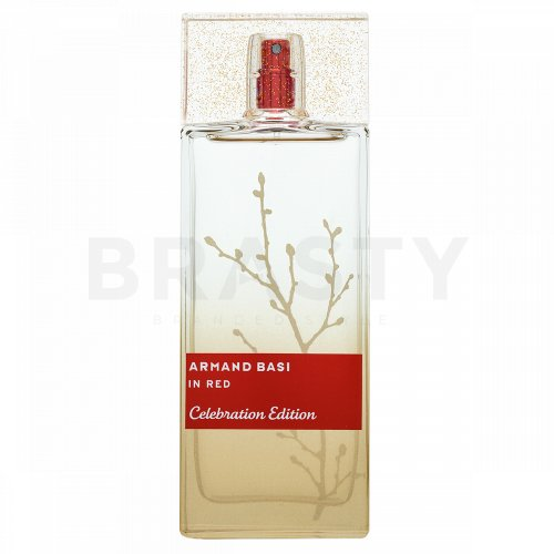 Armand Basi In Red Celebration Edition Eau de Toilette für Damen 100 ml