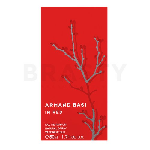 Armand Basi In Red Eau de Parfum femei 50 ml