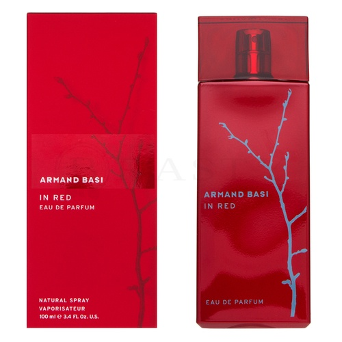 Armand Basi In Red Eau de Parfum for women 100 ml