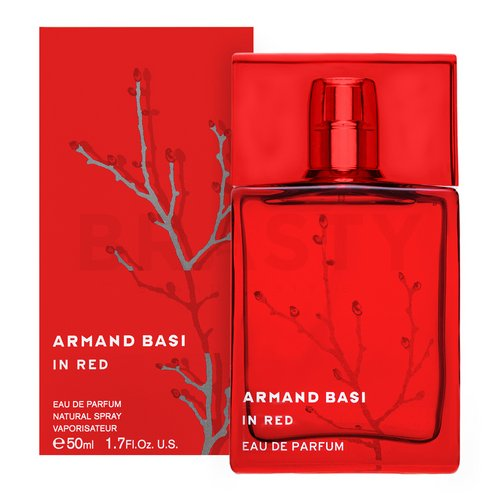 Armand Basi In Red Eau de Parfum para mujer 50 ml