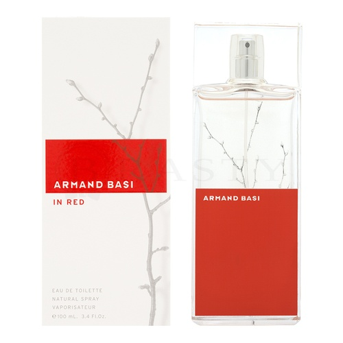 Armand Basi In Red Eau de Toilette nőknek 100 ml
