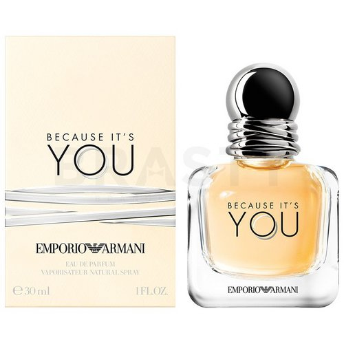 Armani (Giorgio Armani) Emporio Armani Because It's You Eau de Parfum da donna 30 ml