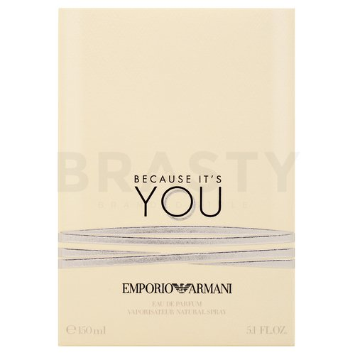 Armani (Giorgio Armani) Emporio Armani Because It's You Eau de Parfum femei 150 ml
