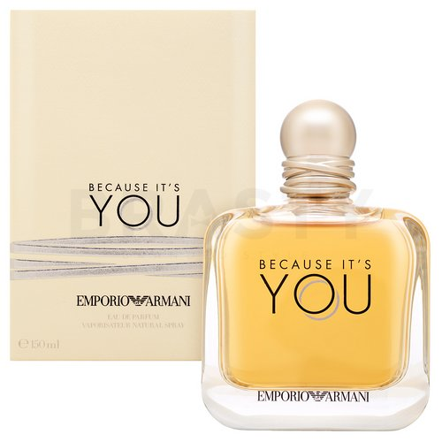 Armani (Giorgio Armani) Emporio Armani Because It's You Eau de Parfum nőknek 150 ml