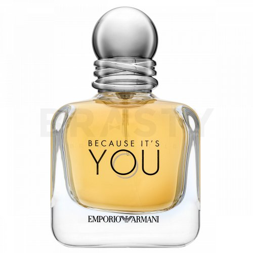 Armani (Giorgio Armani) Emporio Armani Because It's You Eau de Parfum nőknek 50 ml