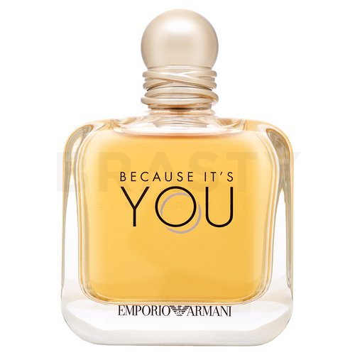Armani (Giorgio Armani) Emporio Armani Because It's You Eau de Parfum para mujer 150 ml