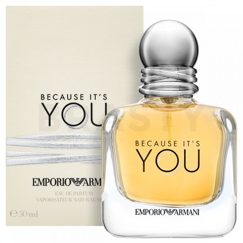 Armani (Giorgio Armani) Emporio Armani Because It's You Eau de Parfum femei 50 ml