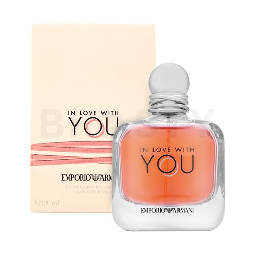 Armani (Giorgio Armani) Emporio Armani In Love With You Eau de Parfum da donna 100 ml
