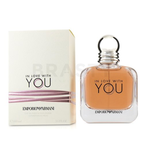 Armani (Giorgio Armani) Emporio Armani In Love With You Eau de Parfum für Damen 100 ml
