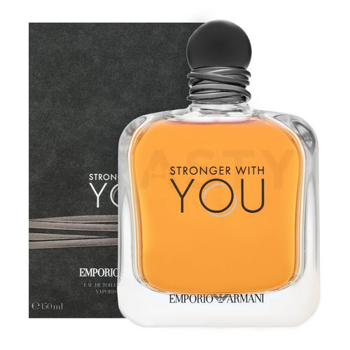 Armani (Giorgio Armani) Emporio Armani Stronger With You Eau de Toilette férfiaknak 150 ml