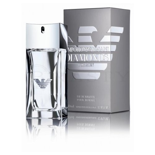 Armani (Giorgio Armani) Emporio Diamonds for Men Eau de Toilette da uomo 125 ml