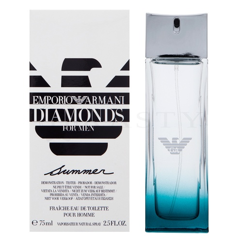 Armani (Giorgio Armani) Emporio Diamonds for Men Summer тоалетна вода за мъже 75 ml тестер