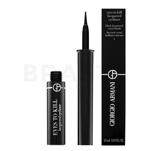Armani (Giorgio Armani) Eyes To Kill Lacquered Eye Liner 01 очна линия писалка 1,4 ml