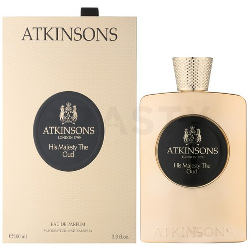 Atkinsons His Majesty The Oud Eau de Parfum da uomo 100 ml