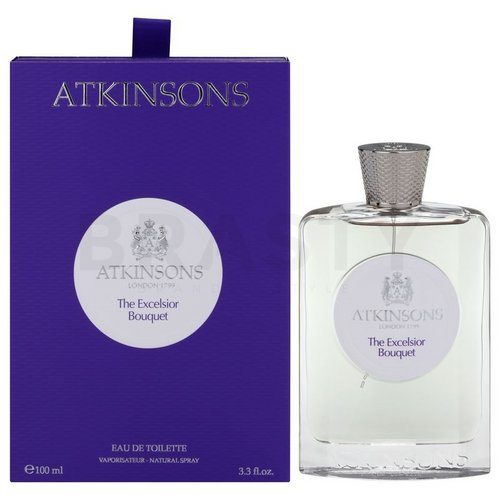 Atkinsons The Excelsior Bouquet Eau de Toilette unisex 100 ml
