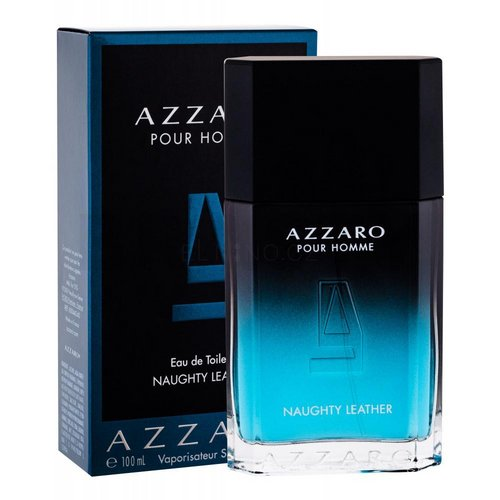 Azzaro Azzaro pour Homme Naughty Leather Eau de Toilette für Herren 100 ml