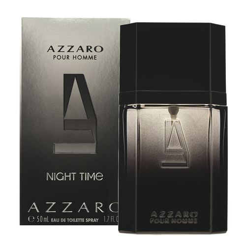 Azzaro Azzaro pour Homme Night Time Eau de Toilette bărbați 50 ml