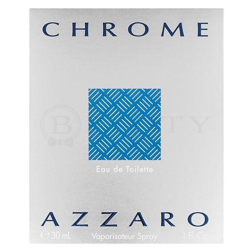 Azzaro Chrome Eau de Toilette für Herren 30 ml