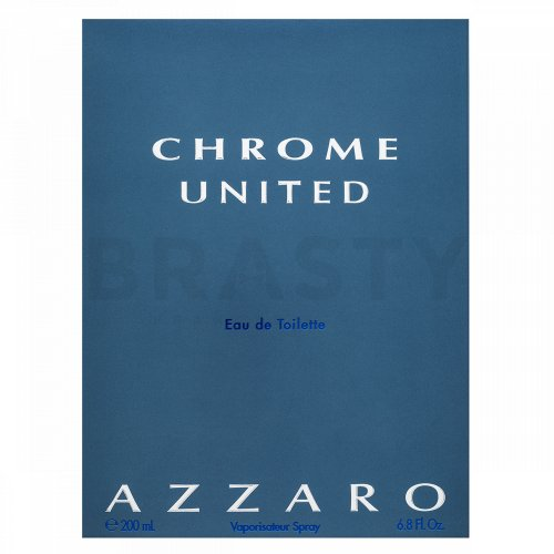 Azzaro Chrome United Eau de Toilette bărbați 200 ml