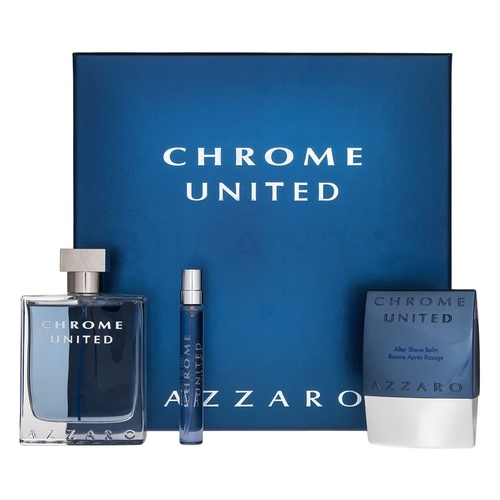 Azzaro Chrome United set bărbați 100 ml
