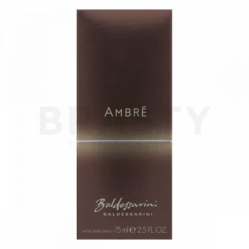 Baldessarini Baldessarini Ambré Aftershave Balsam für Herren 75 ml