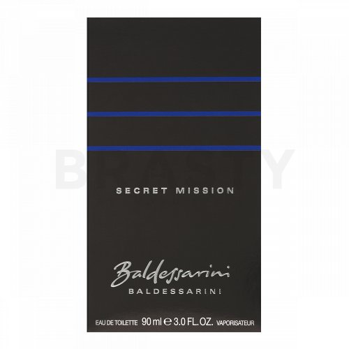 Baldessarini Baldessarini Secret Mission Eau de Toilette für Herren 90 ml