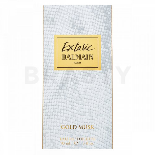 Balmain Extatic Gold Musk Eau de Toilette für Damen 90 ml