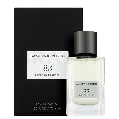 Banana Republic 83 Leather Reserve parfémovaná voda unisex 75 ml
