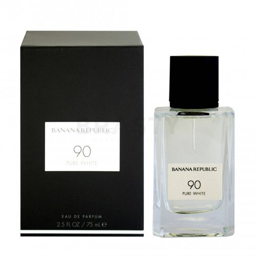 Banana Republic 90 Pure White Eau de Parfum unisex 75 ml