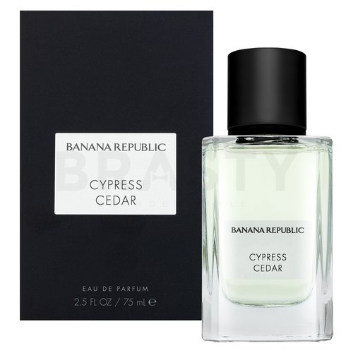 Banana Republic Cypress Cedar Eau de Parfum unisex 75 ml