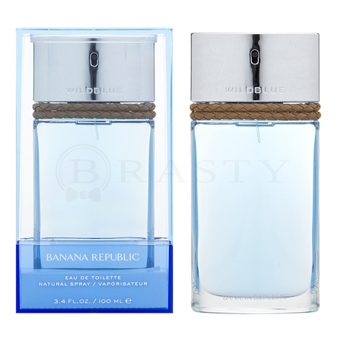 Banana Republic Wildblue for Men Eau de Toilette für Herren 100 ml