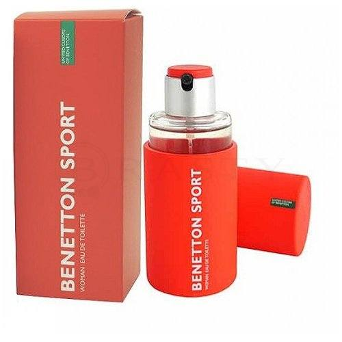 Benetton Sport Woman Eau de Toilette femei 100 ml