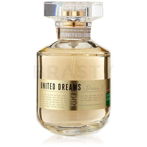 Benetton United Dreams Dream Big woda toaletowa dla kobiet 80 ml