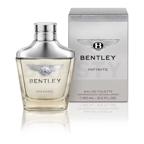 Bentley Infinite Eau de Toilette bărbați 60 ml
