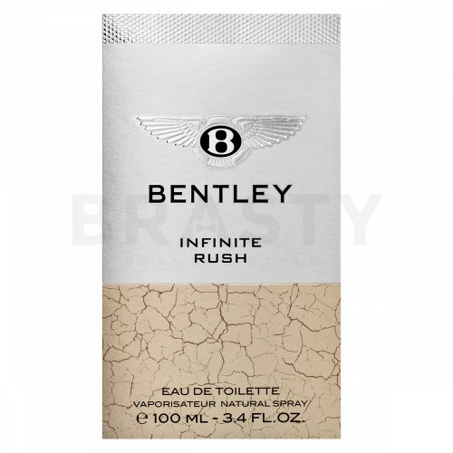 Bentley Infinite Rush Eau de Toilette für Herren 100 ml