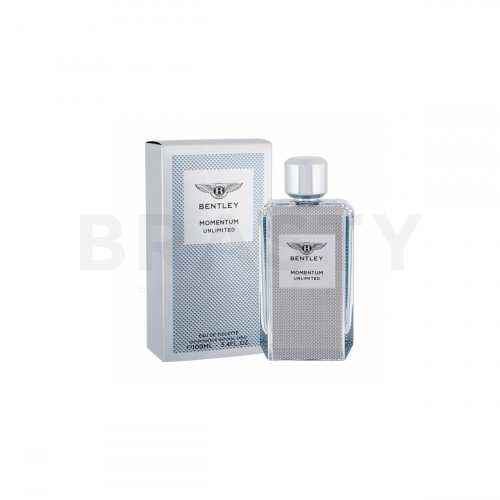 Bentley Momentum Unlimited Eau de Toilette bărbați 100 ml