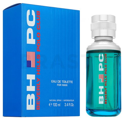 Beverly Hills Polo Club Sport for Men Eau de Toilette für Herren 100 ml