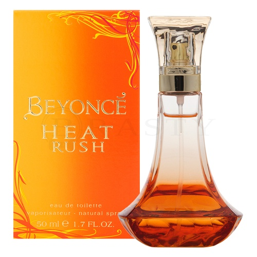 Beyonce Heat Rush Eau de Toilette für Damen 50 ml