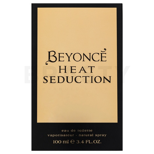 Beyonce Heat Seduction Eau de Toilette femei 100 ml