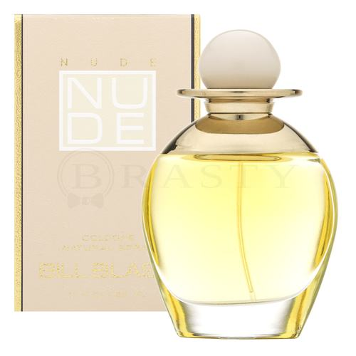 Bill Blass Nude Eau de Cologne für Damen 50 ml