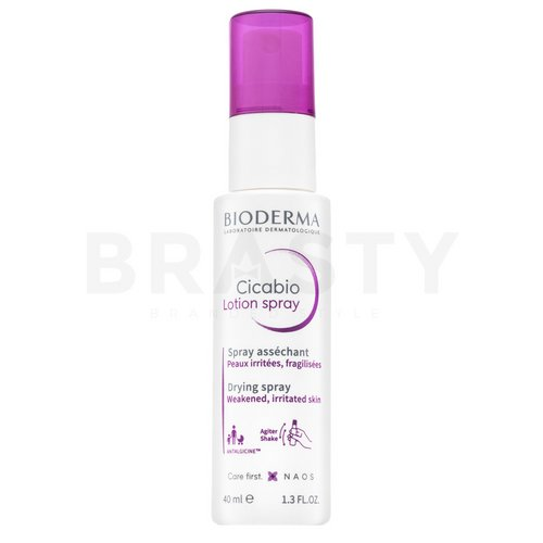 Bioderma Cicabio Lotion Drying Spray heilende Milch im Spray gegen Hautreizungen 40 ml
