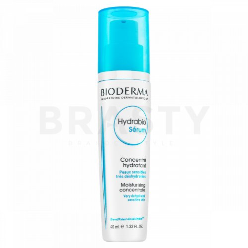 Bioderma Hydrabio Serum Moisturising Concentrate intensives Hydratationsserum für dehydrierte Haut 40 ml