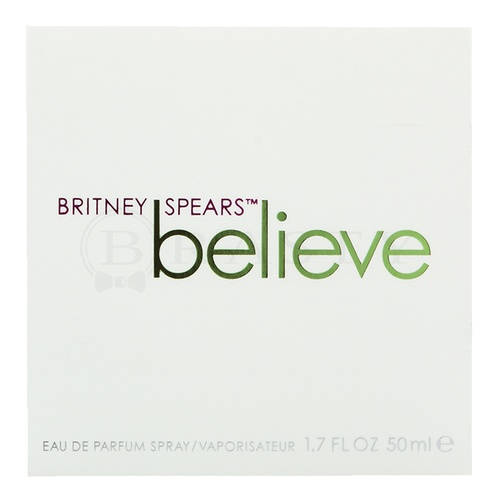 Britney Spears Believe Eau de Parfum für Damen 50 ml
