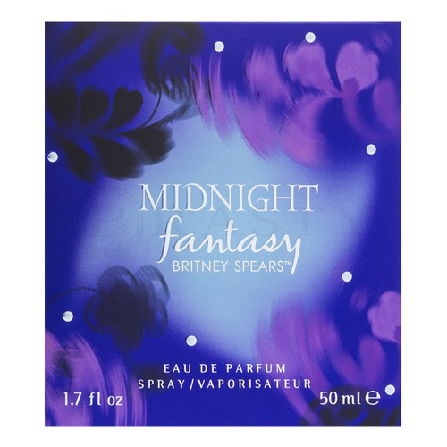 Britney Spears Fantasy Midnight Eau de Parfum femei 50 ml