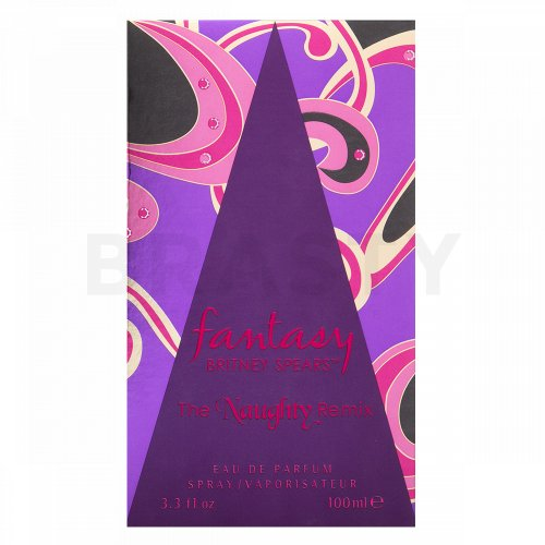 Britney Spears Fantasy The Naughty Remix Eau de Parfum femei 100 ml