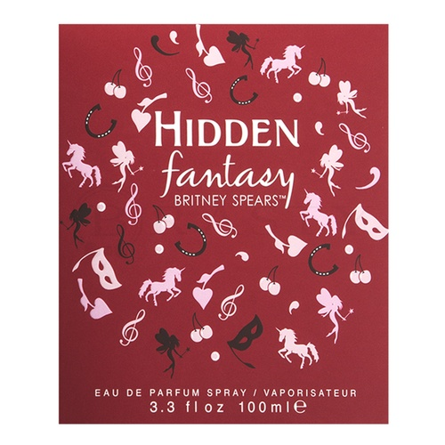 Britney Spears Hidden Fantasy Eau de Parfum femei 100 ml