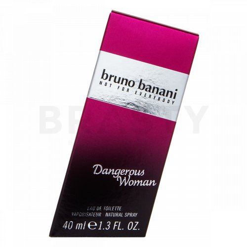Bruno Banani Dangerous Woman Eau de Toilette femei 40 ml