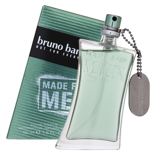 Bruno Banani Made for Man Eau de Toilette für Herren 50 ml