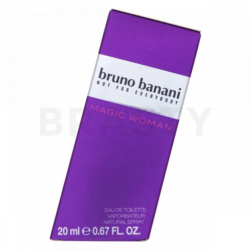 Bruno Banani Magic Woman Eau de Toilette femei 20 ml